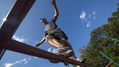 parcours sportif defi ninja team building