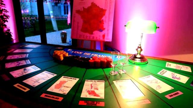 Le casino du vin