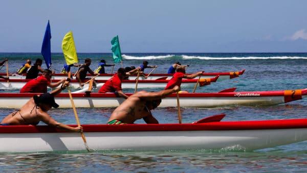 rallye nautique aviron